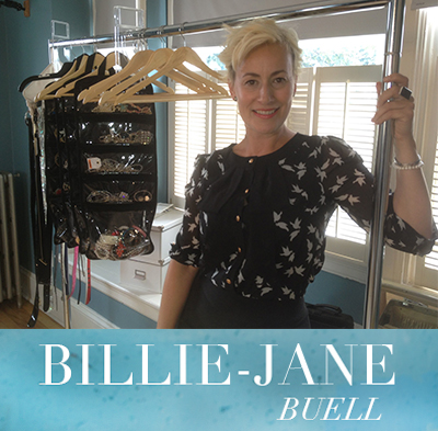 Billie-Jane Buell of Buell Designs