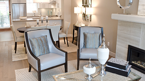 Buell Designs Interior Design/ Home Styling/ Home Staging